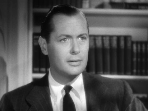 Robert Montgomery as David Smith