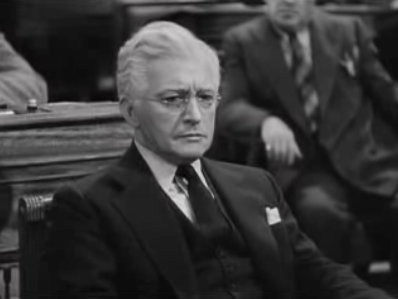 Claude Rains Mr. Smith Goest to Washington