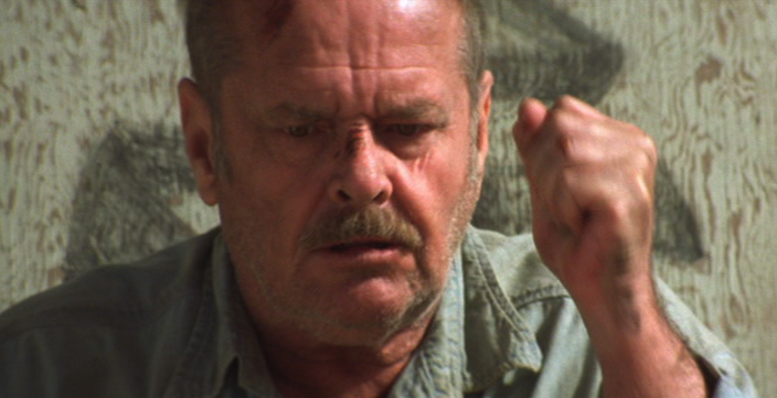 The Pledge Jack Nicholson