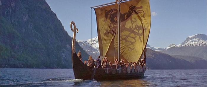 the-vikings-1958-longship