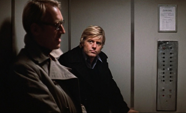 three-days-of-the-condor-elevator-scene-robert-redford-max-von-sydow