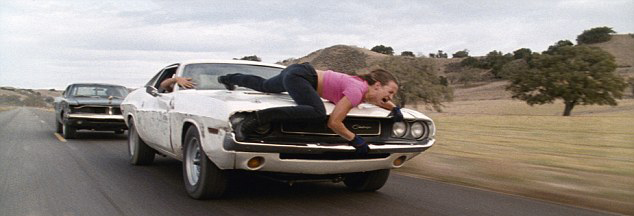 Death Proof Image Zoe Bell