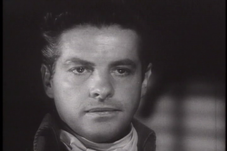 01 Robert Cummings as Charles D'Aubigny