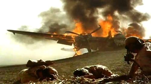 ThePurplePlain_DH-98_burn