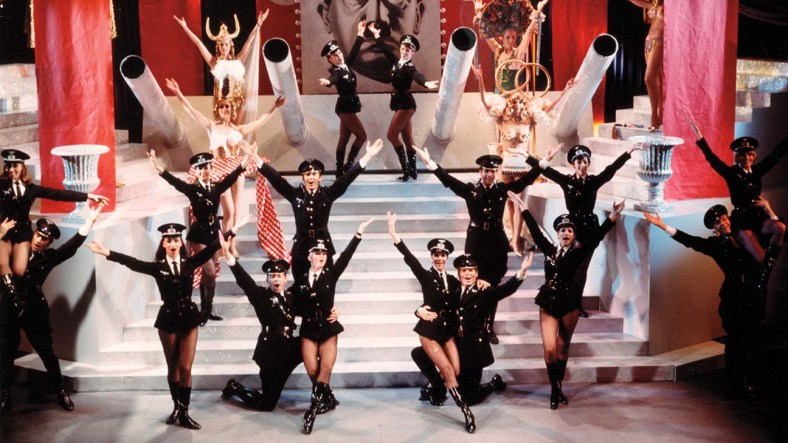 The Producers (1967) Directed by Mel Brooks Shown: 'Springtime for Hitler'